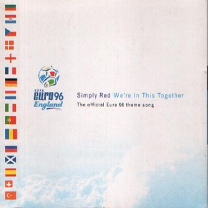 Simply Red - We're In This Together (2 Tracks Cd-Single Promo Digipack)