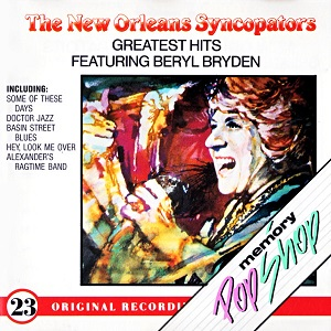 New Orleans Syncopators (The) - Greatest Hits Featuring Beryl Bryden